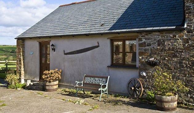 Carthouse Barn Outside
