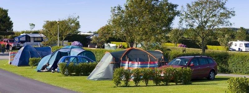 Woods Farm Caravan and Camp Site