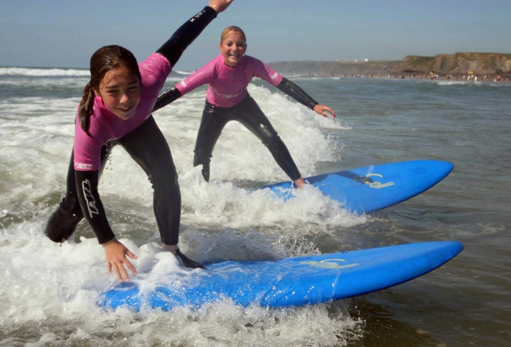 Bude Surfing Experience