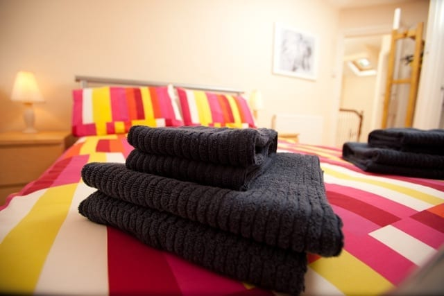 Bithecutt Cottage double bedroom 2