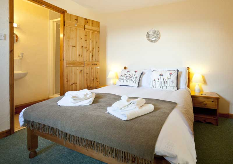 Carthouse at Budds Barns Double Bedroom