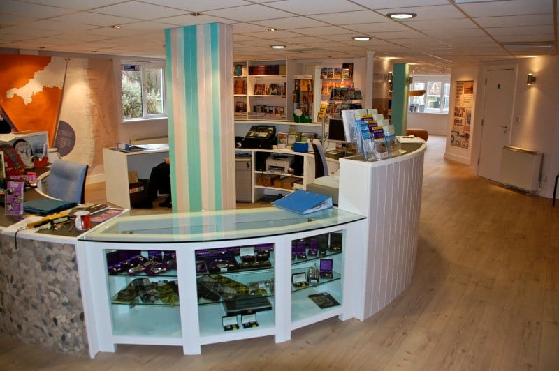 Bude Tourist Information Centre