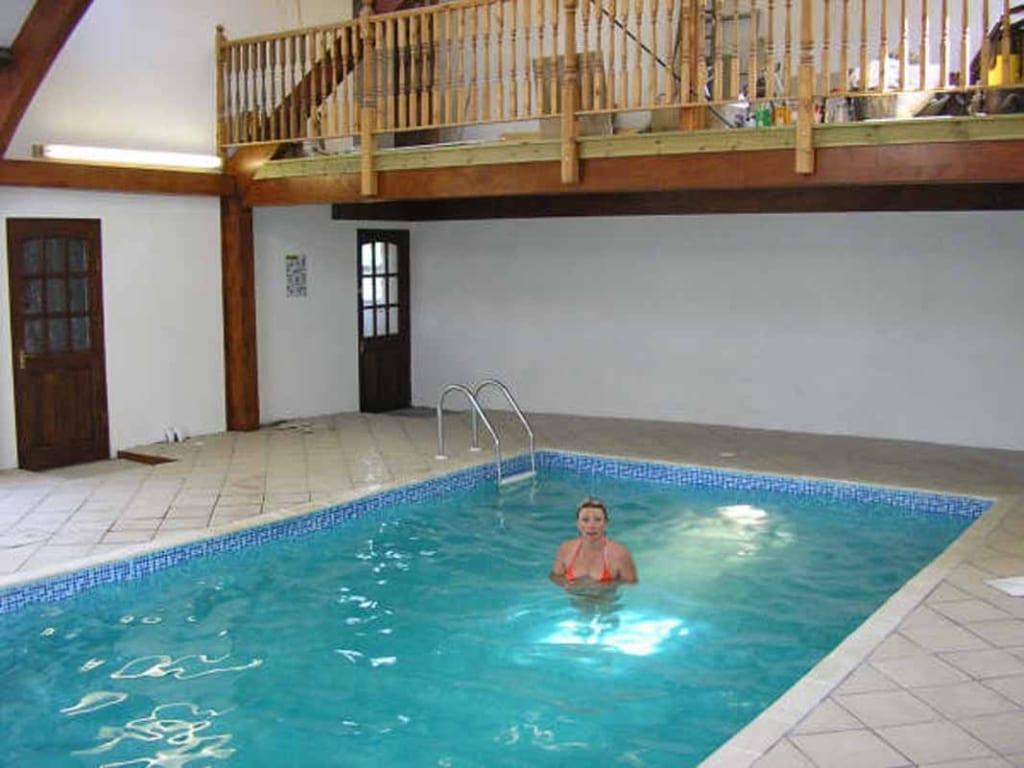 Furlongs House With Swimming Pool In Bude Cornwall Self Catering Barn