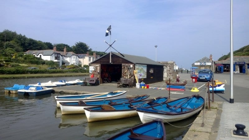 Bude Rowing Boats