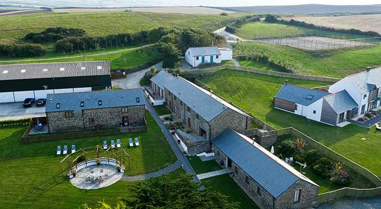 Whalesborough Farm Cottages