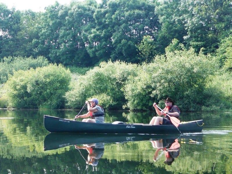Bude Canoe Experience