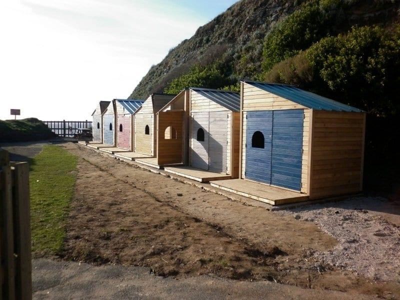 Mentone Gardens Beach Huts