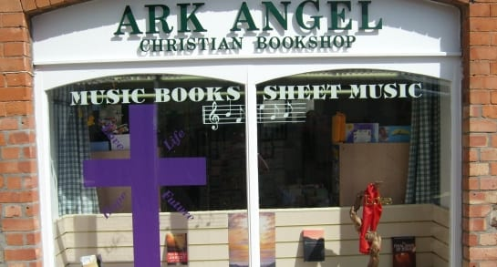 Ark Angel Christian Bookshop