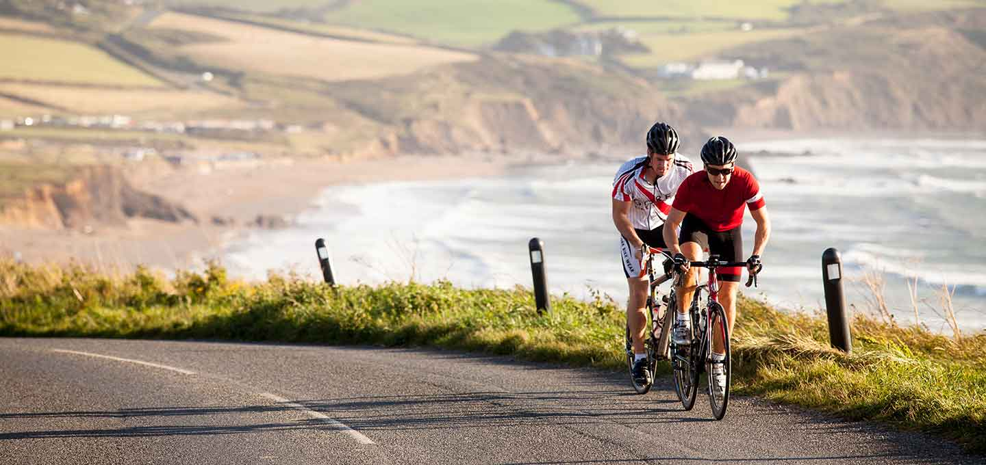 Cycling in Bude