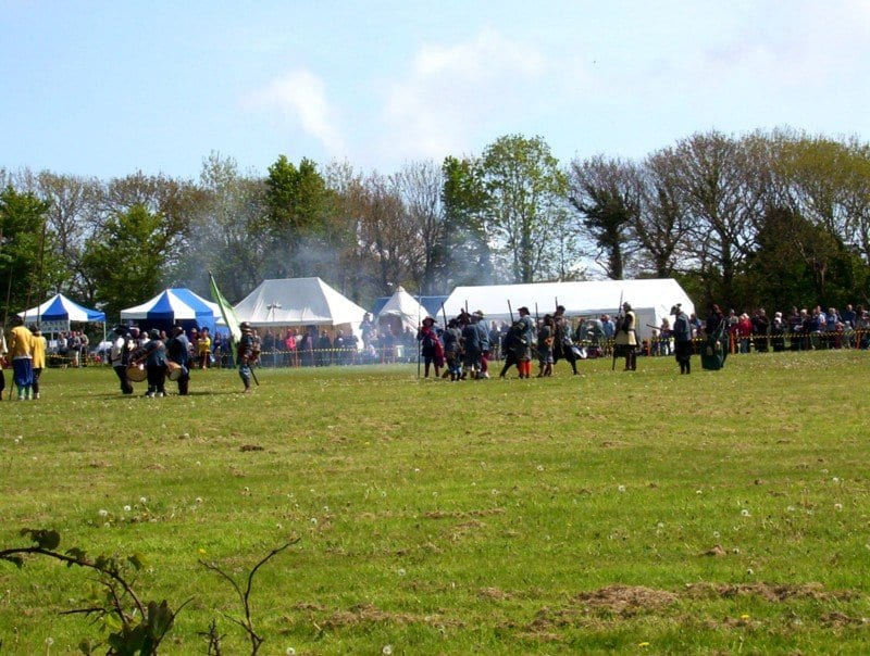 Battle of Stratton