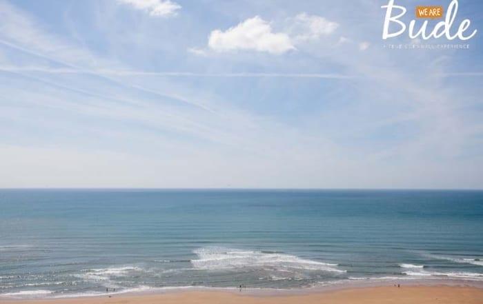 Summerleaze Beach Bude Cornwall
