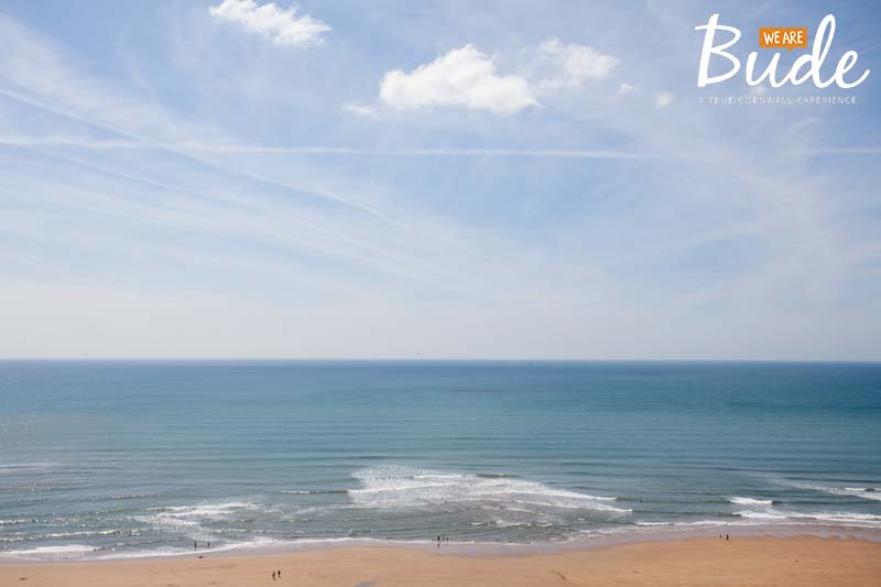 Summerleaze Beach Bude Cornwall