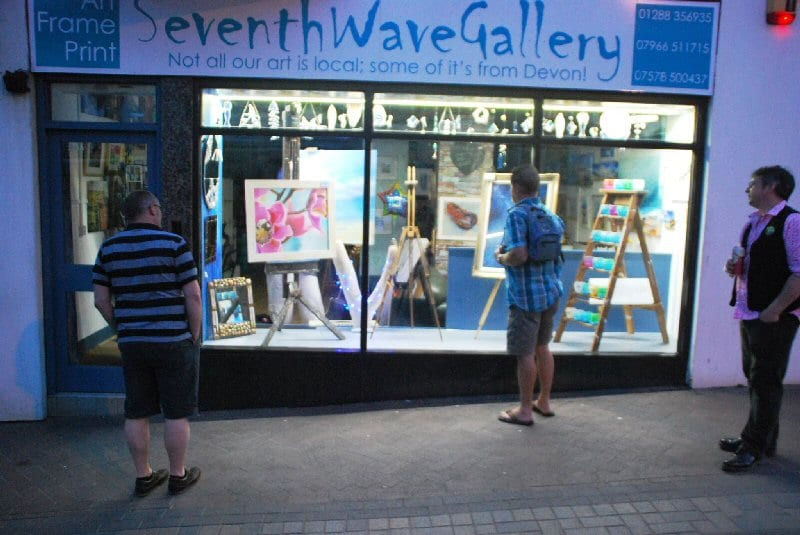 seventh wave gallery