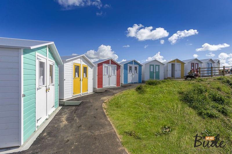 Crooklets Green Beach Huts 1
