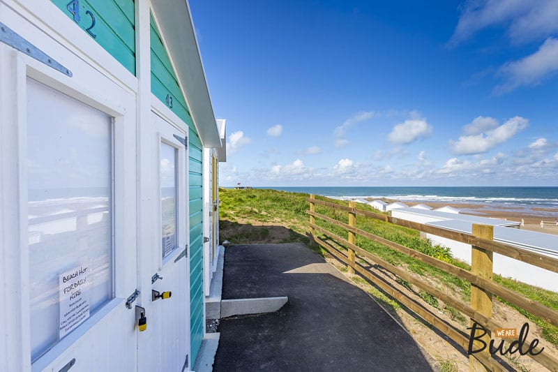 Crooklets Green Beach Huts 5