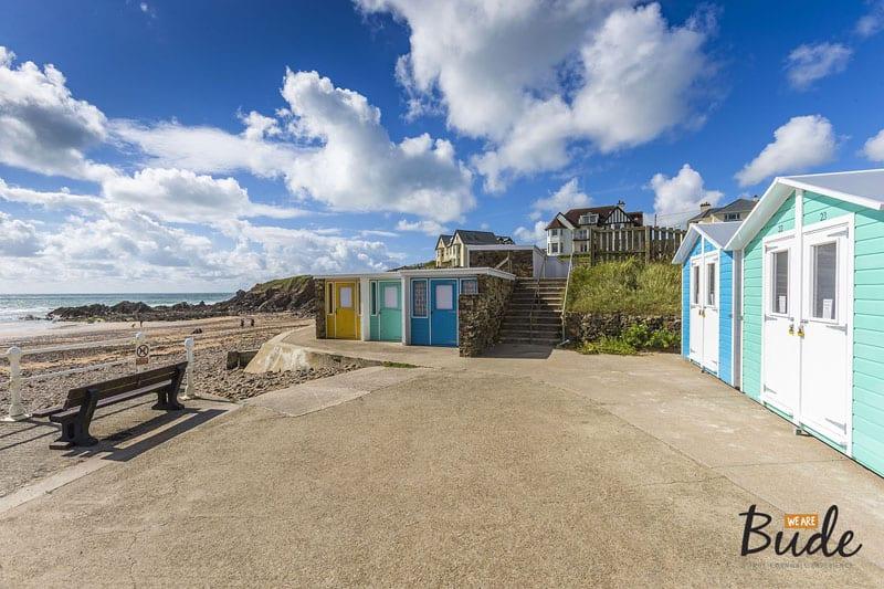 North Crooklets Beach Hut 2