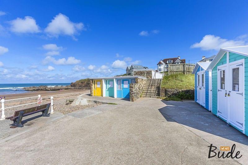North Crooklets Beach Hut 3