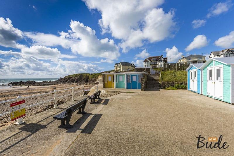 North Crooklets Beach Hut 4