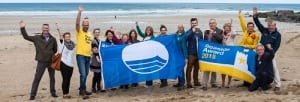 Bude Blue Flag Award