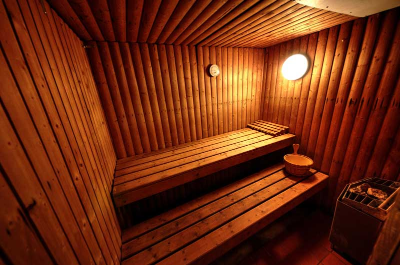 General Broomhill Manor Image sauna