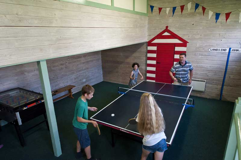 General Broomhill Manor Image table tennis room