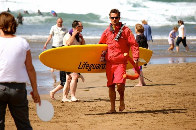 Bude Lifeguard Beaches 7
