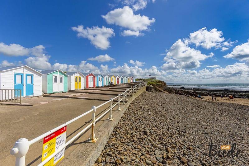 Crooklets Promenade Beach Huts 6