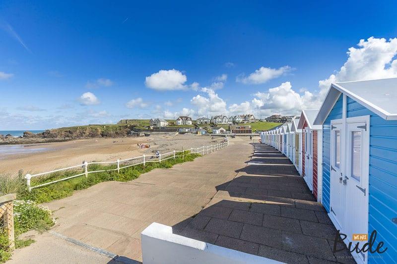 Crooklets Promenade Beach Huts 7