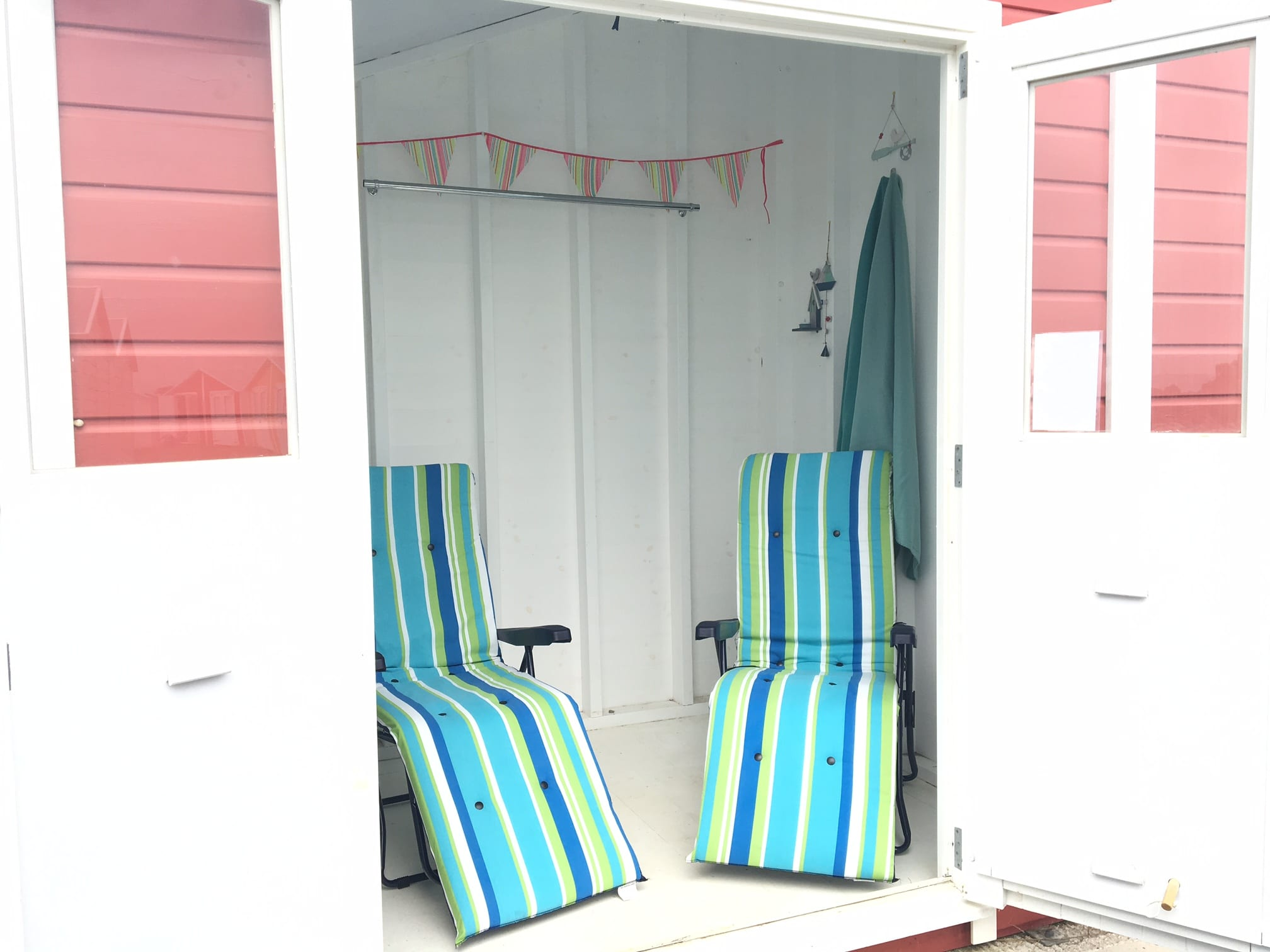 Deluxe Hut Summerleaze Green 50