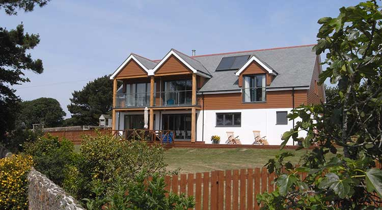 Nans house dog friendly cottage in bude swimming - Dog friendly cottages with swimming pool ...
