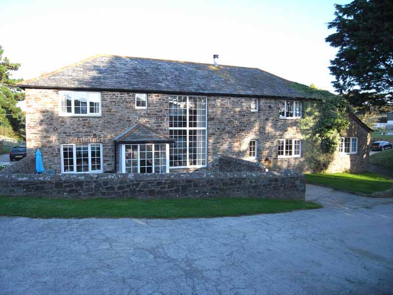 Calf house dog friendly cottage in bude swimming - Dog friendly cottages with swimming pool ...