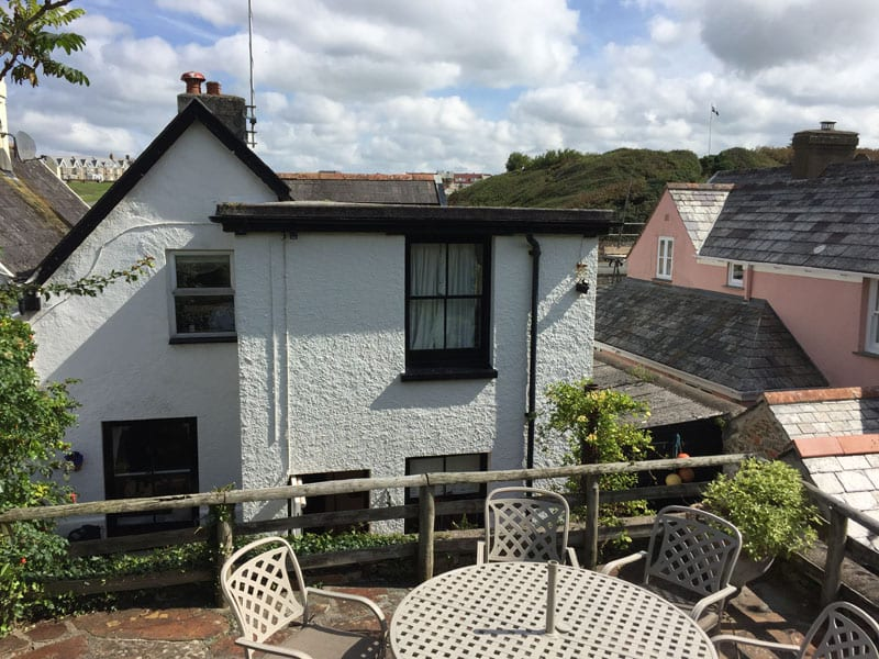 Rosehip Bude Canal Cottage 19